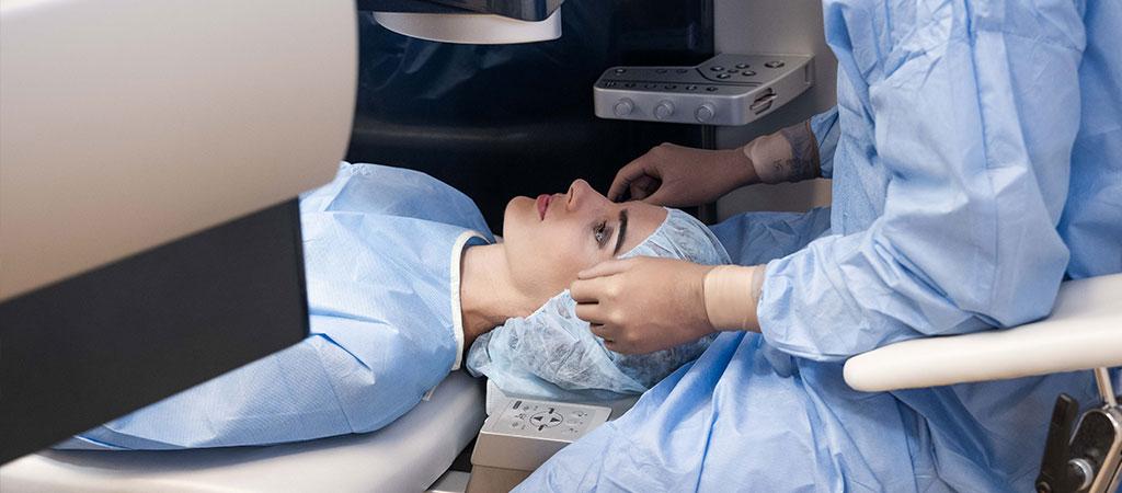 lézeres szemműtét a saint james szemészeti központban
